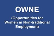 OWNE / Opportunities for Women in Non-Traditional Employment