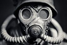 Gas masks