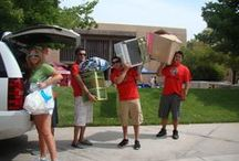 Move Out Tips 2016 / Don't know what to expect during move-out week? Here's some tips to get you through!