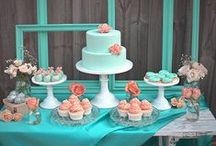 WEDDING DESSERT TABLE / i love Sicily food! And you? :)