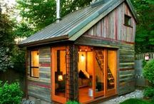 Man Caves and She Sheds / We're looking at all things shed related to celebrate the 2015 #shedoftheyear awards!