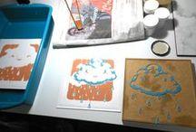 Drawing, prints, sculpture, toys, art ... / ...