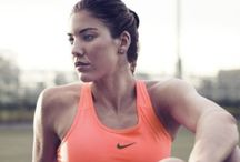 Hope Solo! / Model, gold medal winner, 2 time Golden glove winner, 2 time dancing with the stars winner, uswnst goal keeper, Seattle reign gk, Hope Solo!  / by Kaylee Plank