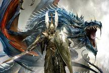 Fantasy, Mythology