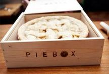 Pies / Pies in all of their glory.