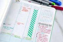 Filofax / A határidőnapló az egyik legjobb találmány, ha nem akarsz elveszni az időpontok, teendők tengerében. Ki mondta, hogy unalmas barna, vagy sötétkék kell, hogy legyen?  Válogass innen az ötletek közül, s tedd jókedvűvé, motiválóvá a mindennapi feladataidat rendszerező naplódat!