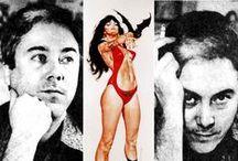 Pepe González / José González Navarro, más conocido como Pepe González (Barcelona, 1939-13 de marzo de 2009)1 fue un ilustrador, historietista y pintor español, conocido principalmente por sus historietas románticas de la década de los 60, así como por su trabajo posterior en la serie de terror-erótico Vampirella, siempre para el mercado exterior.