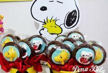 Snoopy Party / Kauã's 1st Birthday