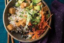 Veggies + Rice