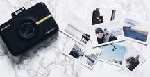 Polaroid Cameras and Accessories / Free those cherished memories. Create and share like never before with Polaroid. Find instant film and cameras and accessories reinvented for the digital age.