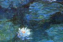 Claude Monet / Un omaggio ai capolavori di Claude Monet