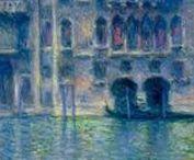 Loving Venice / Quadri di artisti famosi che raccontano la magia di Venezia