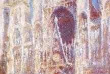 Claude Monet - Cattedrale di Rouen