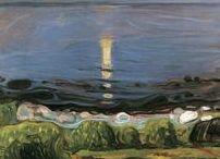 Edvard Munch - art