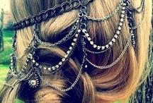 hair and makeup;) / by Autumn Shufelt