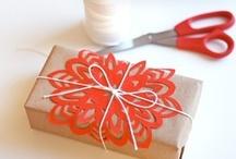 wrapping & packaging / by Kari Buffalo