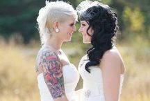 Brides with Ink
