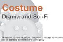Costume Drama Sci-Fi / by costumingdiary.com