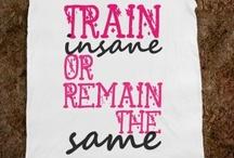 Fitness Inspiration / by Farryn Wiest