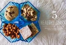 RECIPES - Healthier Snacks / healthier than the norm :)