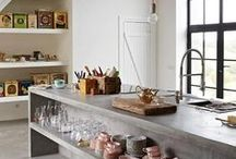 Kitchen / Cooking, eating, celebrating, relaxing, entertaining - I love kitchens! / by Marianne Johnsgård