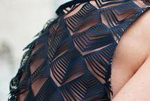 fabric manipulation / by Jenny Ramsey