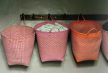 Baskets in all shapes & forms / by Marianne Johnsgård