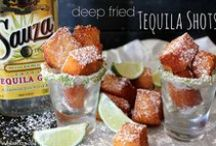 makin' me hungry -- tipsy / recipes with a lil' alcohol... / by M L   S