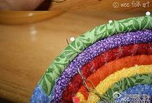 Crocheting, Knitting, Sewing, Weave, Embroidery