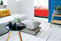 Interior styles / by Marianne Johnsgård