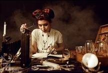 Steampunk | Tutorials DIY Costume / by Diary of a Renaissance Seamstress