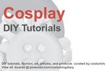Cosplay DIY Tutorials / by costumingdiary.com