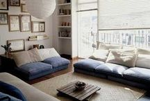 Sitting Room / by Moon to Moon