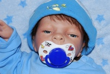 My Reborn Dolls I Sale / by Kim Hellinga Hammar