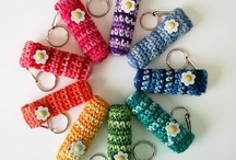 Crochet w/ patterns / Anything and everything crochet with free patterns / by Karen Wallace