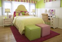 Kid's Room / Ideas for kids rooms / by Barbara Propst