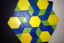 Montessori Geometry (Elementary) / by Blake Stephenson