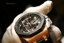 Watches / #Watches #Relojes   Mis marcas y modelos favoritos por diseño y complicaciones. #Audemars #Patek #Rolex #RichardMille #Tag #Cartier