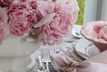 Beautiful Table Settings / by Loreitta Stuart