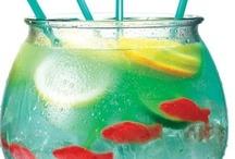 Colorful Drinks / by Kim Hellinga Hammar
