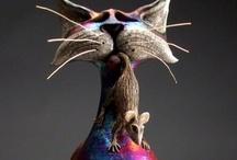 All things Cat / by Kim Hellinga Hammar