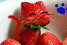 Food ART / by Kim Hellinga Hammar