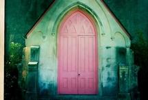 Churchs / by Kim Hellinga Hammar