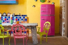 Kitchens / by Kim Hellinga Hammar