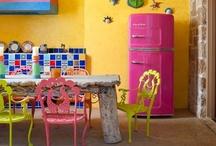 Kitchens / by Kim Hellinga Hammar