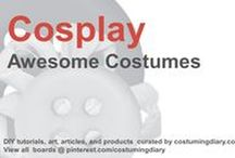 Cosplay Awesome Costumes / by costumingdiary.com