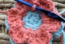 Crocheting or Knitting / by Kim Hellinga Hammar