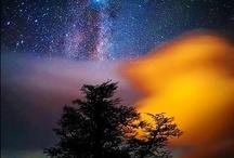 Aurora Borealis & The Milky Way / by Pam McFadzean