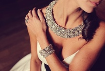 The Crystal Rose Bridal Jewelry http://www.the-crystal-rose.com / Statement necklaces, bridal necklaces, swarovski crystal cuffs, black tie, bridal statement necklaces, handmade jewelry, swarovski necklaces, swarovski statement necklaces
