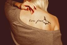 tattoos / by Autumn Shufelt